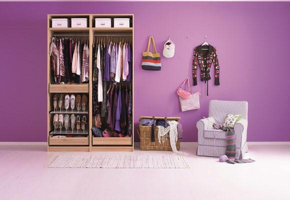 Vestir armario empotrado best vestir el interior del - Vestir armarios por dentro ...